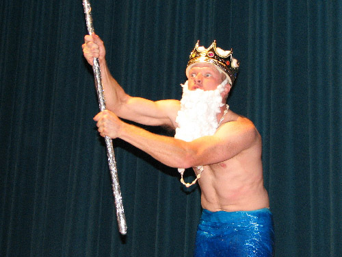 King Triton Crown